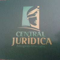 Photo taken at Central Juridica by Fernanda C. on 3/12/2013