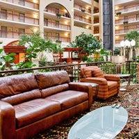Photo taken at Embassy Suites by Hilton Detroit Livonia Novi by Felicia J. on 7/24/2013