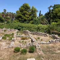 Photo taken at Ancient Agora by Damla Ş. on 7/22/2018