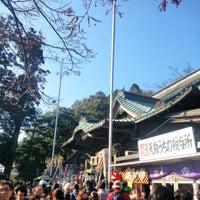 Foto scattata a 高尾山 薬王院 da atsushi69 b. il 1/2/2013