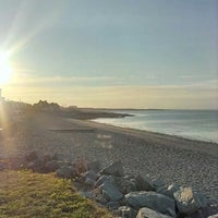 Photo taken at Skerries Harbour by Melissa L. on 9/4/2013