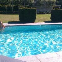 Photo taken at Jardin D'hoore by Laura V. on 8/14/2013
