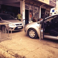 Photo taken at droglass otocam by Özgürcan O. on 1/25/2014