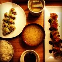 Photo taken at Sushi-Ko by Sophia S. on 3/29/2013