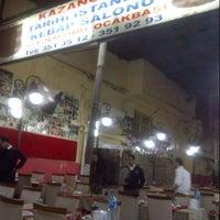 Photo taken at Tarihi Adana Kazancılar Kebapçısı by Ra Y. on 1/15/2013