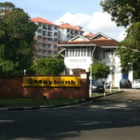 Photo taken at Maybank by maRr276 on 11/30/2012