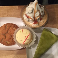 Photo taken at ChikaLicious Dessert Bar by Danny R. on 1/26/2015