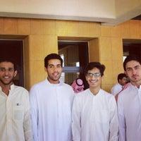 Photo taken at Imam Mohammed Bin Saud Islamic university Housing by Yazeed A. on 12/30/2013