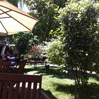 5/29/2013 tarihinde Merve K.ziyaretçi tarafından Mimarlar Odası Bahçe Cafe & Restaurant'de çekilen fotoğraf