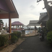Photo taken at Lanta New Beach Bungalows by Robin M. on 7/5/2016