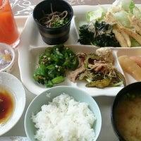Photo taken at Fukuyama Oriental Hotel by 自由人🍺⚽✈️🚄✈️  . on 8/10/2015