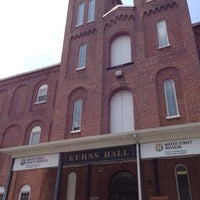 Photo taken at Kuhn's Hall by Wendy S. on 5/28/2014