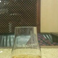 "Photo taken at Whisky Bar Boutique / Hotel ""Volna"" by Marat K. on 11/13/2013"