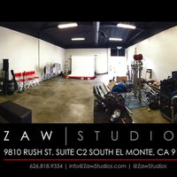 Photo taken at Zaw Studios by Adrian Z. on 3/12/2013