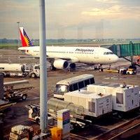 Photo taken at Mactan-Cebu International Airport (CEB) by trowa_borton on 7/14/2013