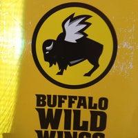 Photo taken at Buffalo Wild Wings by Kristy R. on 5/2/2013