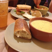 Photo taken at Panera Bread by Kristy R. on 4/17/2013