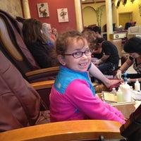 Photo taken at Anthony Vince Nail Salon by Denise A. on 5/12/2013