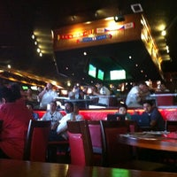 Photo taken at Fridays Montejo by Klau P. on 4/24/2013