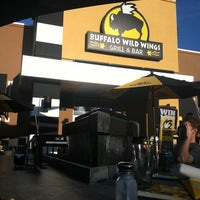 Photo taken at Buffalo Wild Wings by Meredith B. on 9/28/2012