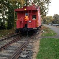 Photo taken at Great Pumpkin Ride by Brad H. on 10/27/2012