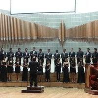 Photo taken at Conservatorio Nacional de Música by Skar O. on 3/13/2013
