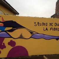 Photo taken at Studio de Danca La Flore by Beatris R. on 8/27/2013