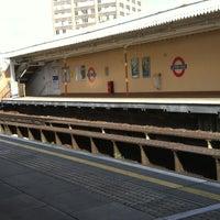 Photo taken at Latimer Road London Underground Station by Errol B. on 5/6/2013