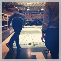 Photo taken at The Royal Palms Shuffleboard Club by Chrysanthe T. on 1/16/2014
