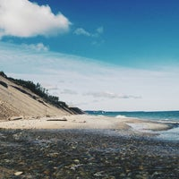 Photo taken at Pictured Rocks National Lakeshore by Bethany H. on 9/10/2013