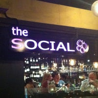 Photo taken at The Social by Jorge B. on 4/27/2013