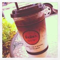Photo taken at Mingmitr Coffee by Keeratikorn C. on 3/28/2013