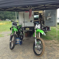 Photo taken at Budds Creek Motocross by Nick P. on 8/3/2013