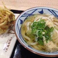 Photo taken at Marugame Seimen by 香 on 2/11/2014