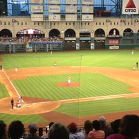Photo taken at Minute Maid Park by Bob V. on 6/15/2013
