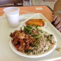 Photo taken at Dynasty chinese food express by Catherine R. on 7/22/2014