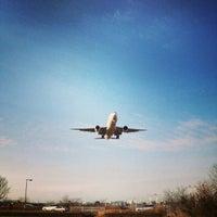 Photo taken at Fukuoka Airport (FUK) by palute on 1/20/2013
