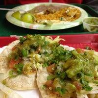 Photo taken at Nikki's Burrito Express by Katie S. on 4/7/2013