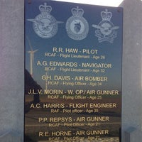 Photo taken at In Memoriam Allied Aircrews by Martin G. on 12/12/2012