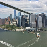 Photo taken at Liberty Helicopter Tours by Martin G. on 7/26/2017