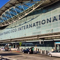 Photo taken at San Francisco International Airport (SFO) by Martin G. on 10/6/2013