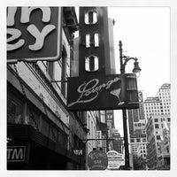 Photo taken at Soho Lounge by Scott on 2/10/2013