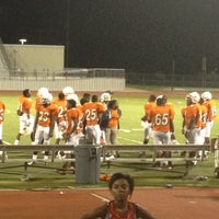 Photo taken at Tiger Stadium by Marsha R. on 10/12/2012