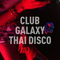 Photo taken at Club Galaxy Thai Disco by Kazuhiro C. on 5/14/2013