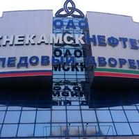 Photo taken at Ледовый дворец by Рафаэль А. on 4/7/2013