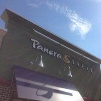 Photo taken at Panera Bread by Susan M. on 10/17/2012