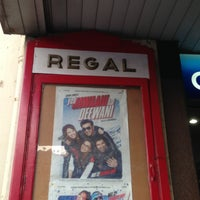 Photo taken at Regal Cinema by Aakriti K. on 6/1/2013