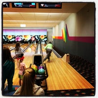 Photo taken at Andover Lanes and Lounge by Nathan B. on 6/9/2014