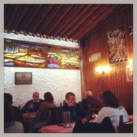 Photo taken at Restaurante Zara by Анастасия Р. on 3/13/2013