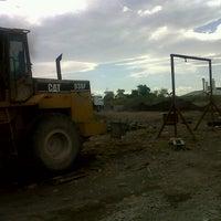 Photo taken at Jl.dr.sutami (PT.BOSOWA RESOURCES PASIR BARA) by Asmara N. on 7/24/2013